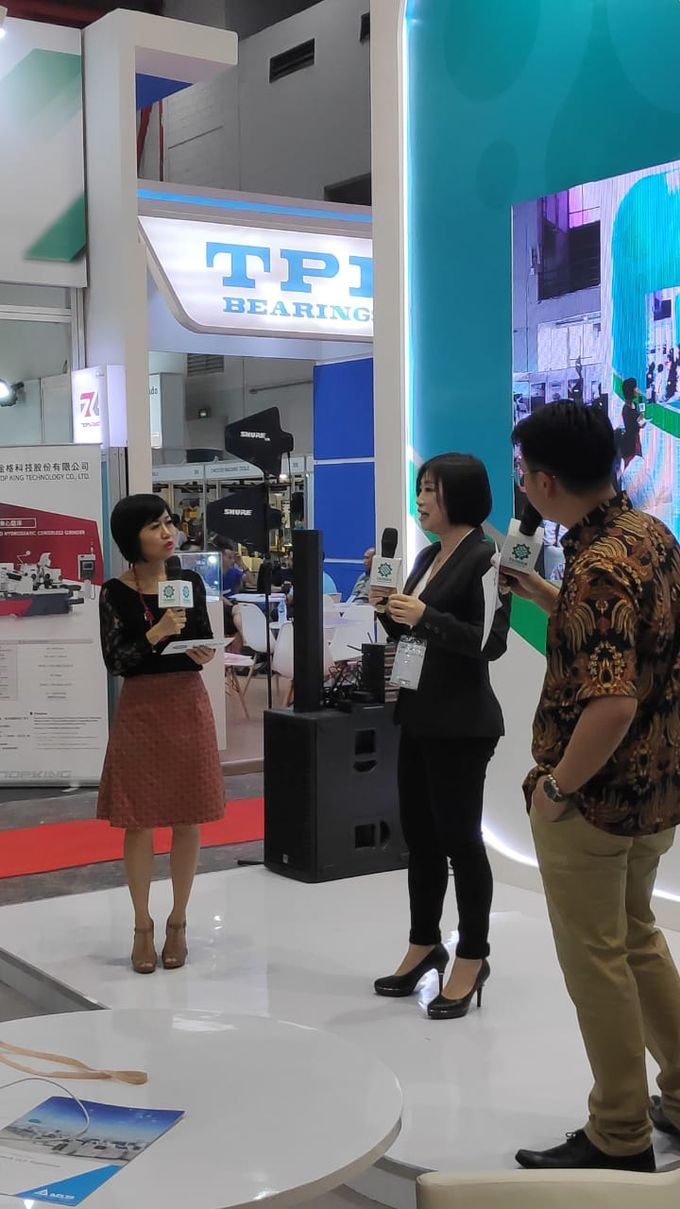 Taiwan Smart Machinery by JIEXPO Convention Centre & Theatre - 008