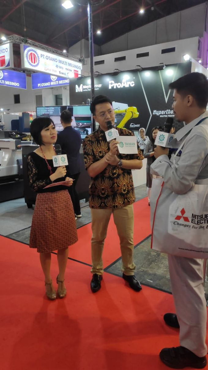 Taiwan Smart Machinery by JIEXPO Convention Centre & Theatre - 007