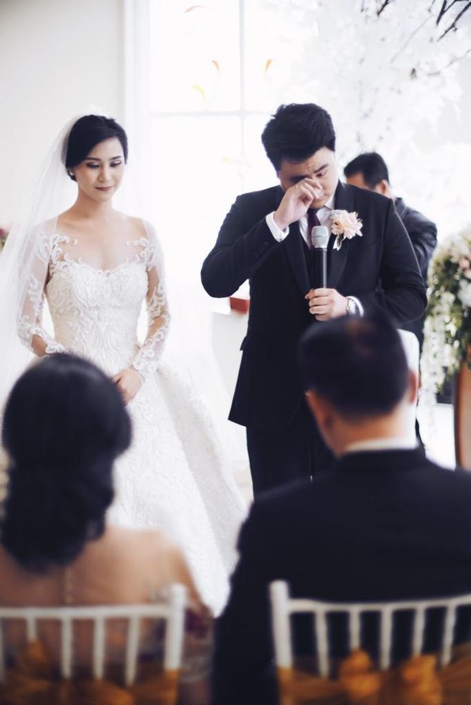 Wedding of Richard & Vivi by All Occasions Wedding Planner - 005