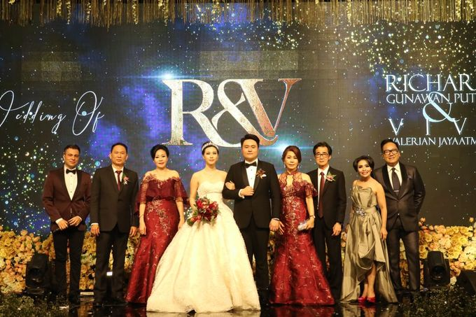Wedding of Richard & Vivi by All Occasions Wedding Planner - 050