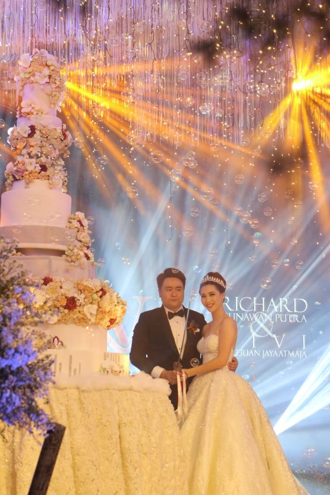 Wedding of Richard & Vivi by All Occasions Wedding Planner - 041