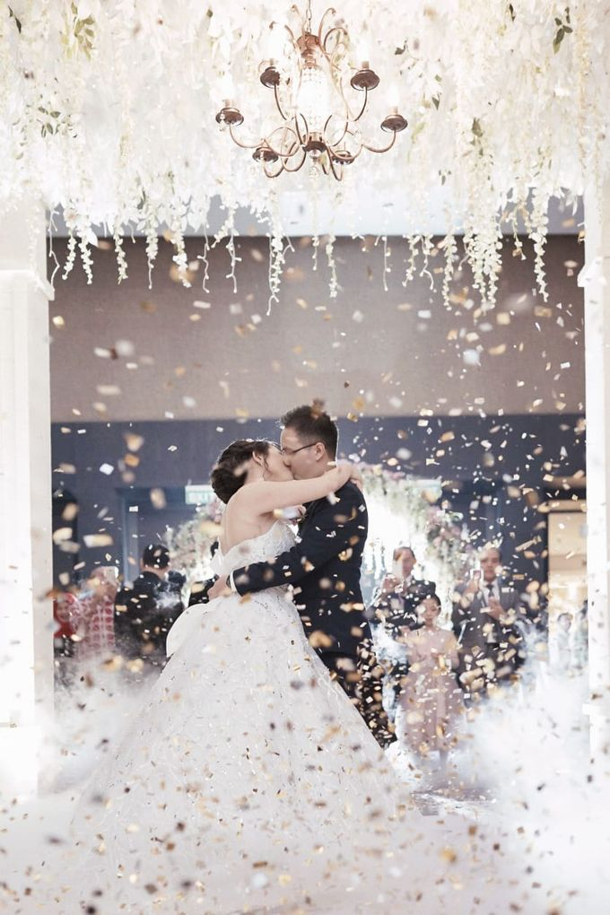 Christian & Livia The Wedding by Holiday Inn Bandung Pasteur - 005