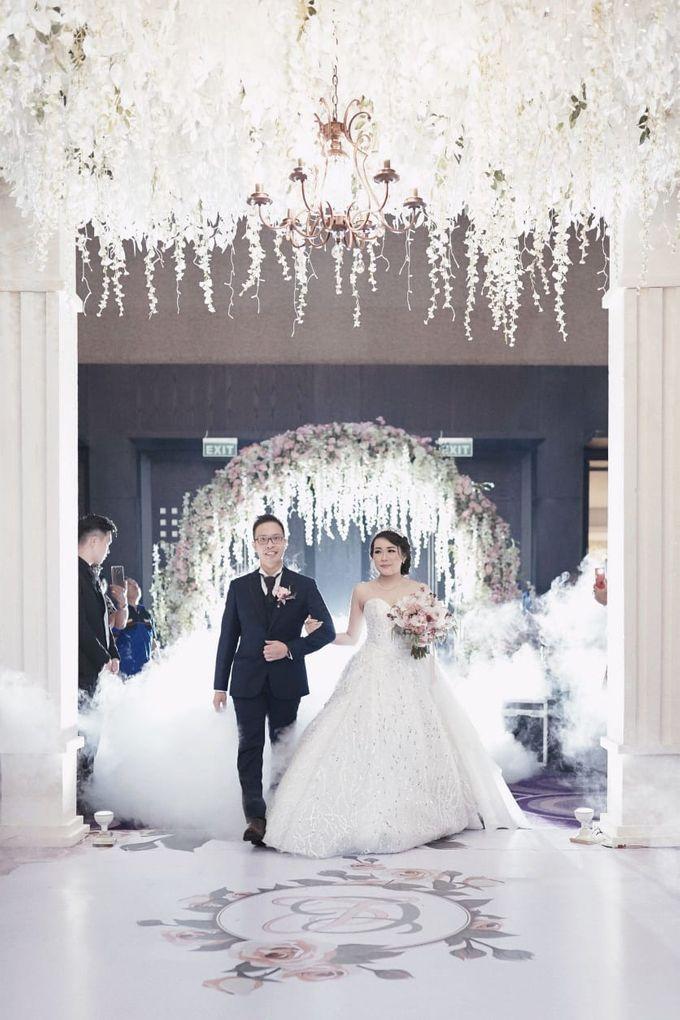 Christian & Livia The Wedding by Holiday Inn Bandung Pasteur - 006