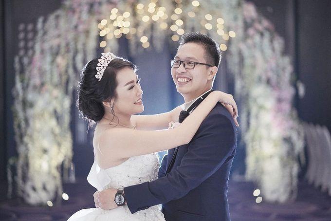 Christian & Livia The Wedding by Holiday Inn Bandung Pasteur - 007
