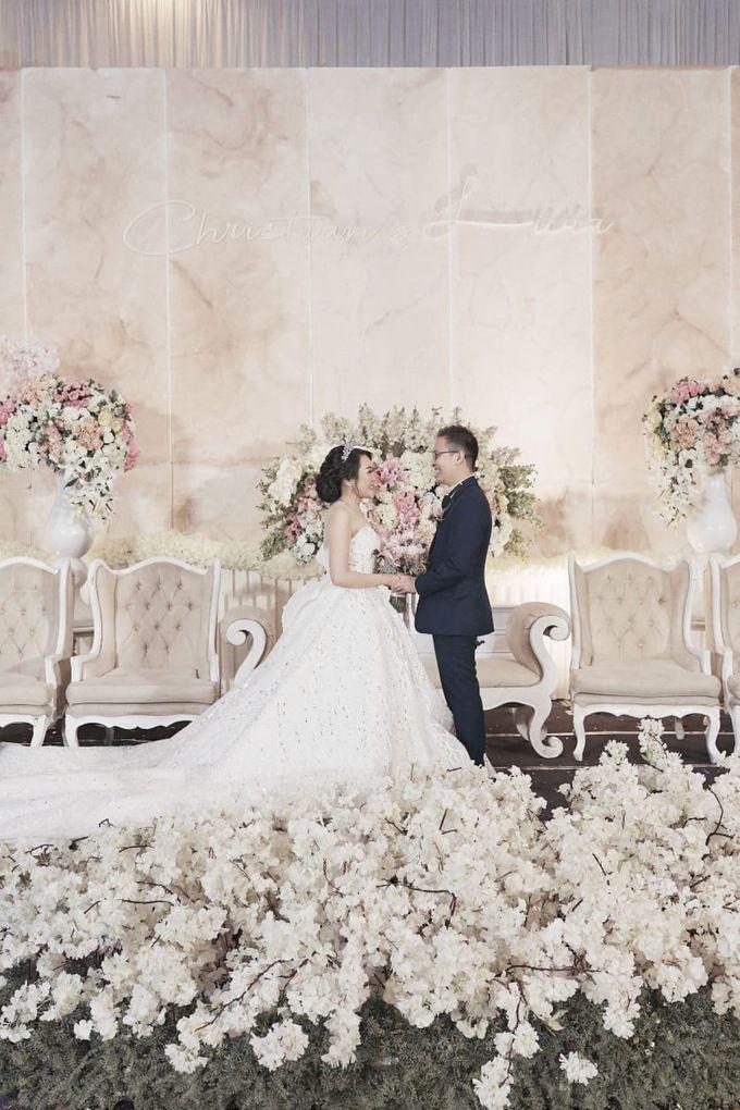 Christian & Livia The Wedding by Holiday Inn Bandung Pasteur - 008