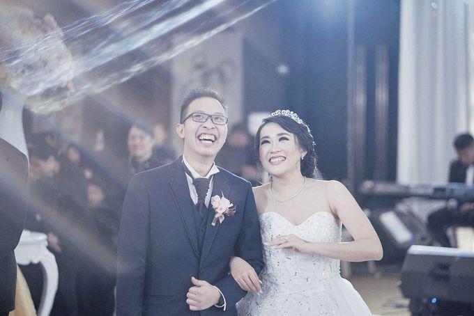 Christian & Livia The Wedding by Holiday Inn Bandung Pasteur - 009
