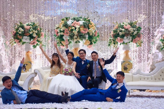 Wedding Day Alvin & Celine by SHINE PLANNER & ORGANIZER - 014