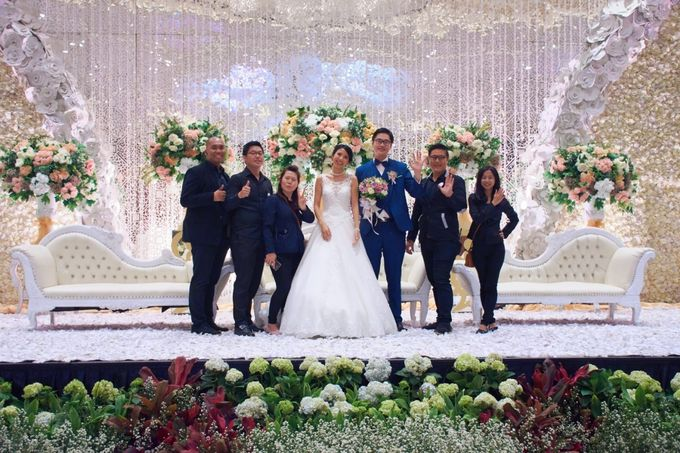 Wedding Day Alvin & Celine by SHINE PLANNER & ORGANIZER - 023