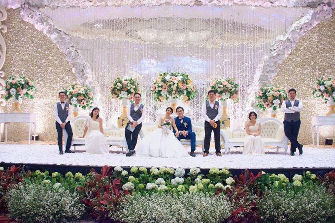 Wedding Day Alvin & Celine by SHINE PLANNER & ORGANIZER - 022