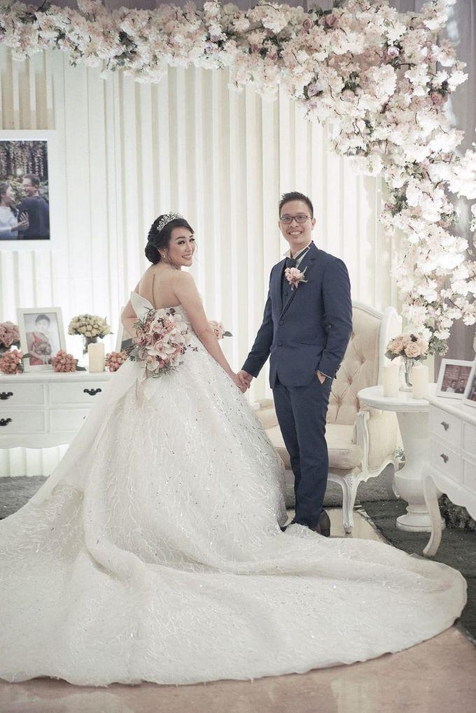 Christian & Livia The Wedding by Holiday Inn Bandung Pasteur - 001