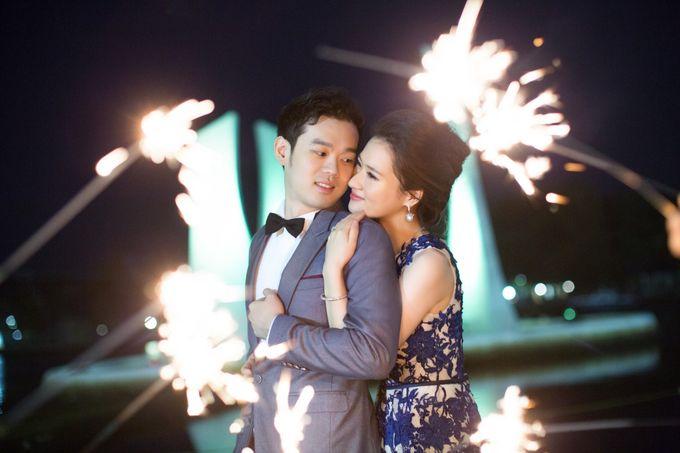The Prewedding Of Hendri Miky by King Foto & Bridal Image Wedding - 011