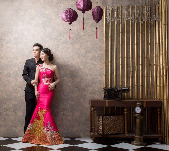 The Prewedding Of Hendri Miky by King Foto & Bridal Image Wedding - 007