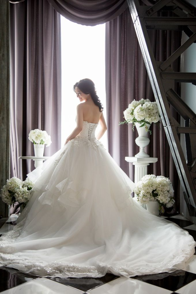 The Prewedding Of Hendri Miky by King Foto & Bridal Image Wedding - 009