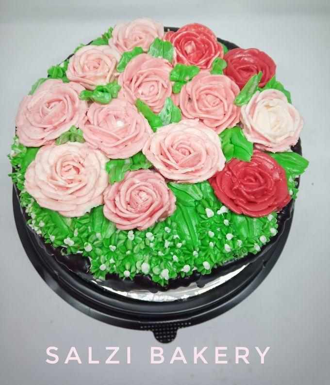 Wedding Cake dan Ultah Produksi Salzi Bakery by Salzi Bakery - 008