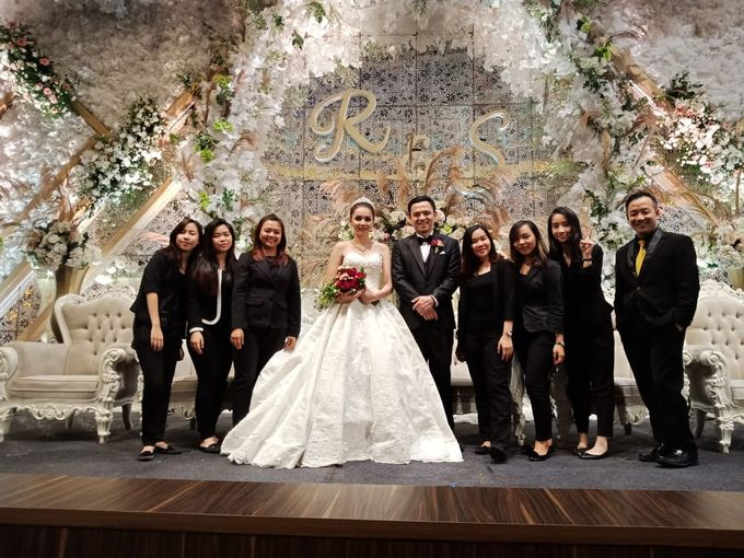 Wedding of Randy & Tya by Sparkling Organizer - 004