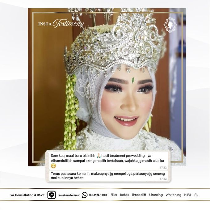 Pre Wedding Treatment by INSTA BEAUTY CENTER - 008