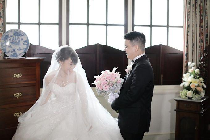 The Wedding Of Esmond & Bertha by Tinara Brides - 015