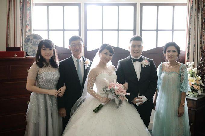 The Wedding Of Esmond & Bertha by Tinara Brides - 042