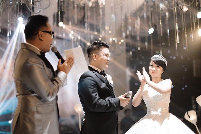 The Wedding Of Esmond & Bertha by Tinara Brides - 008
