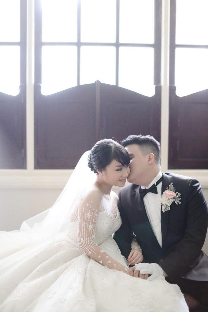 The Wedding Of Esmond & Bertha by Tinara Brides - 022