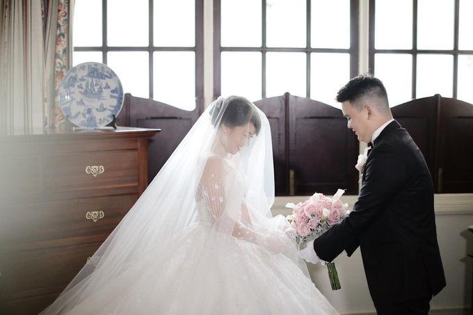 The Wedding Of Esmond & Bertha by Tinara Brides - 027