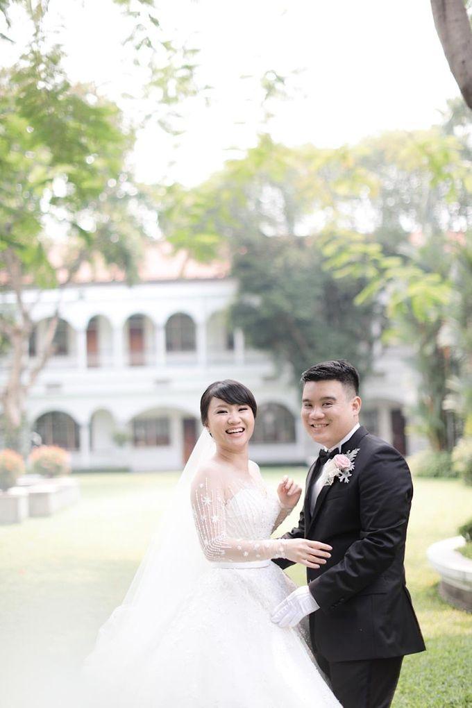 The Wedding Of Esmond & Bertha by Tinara Brides - 037