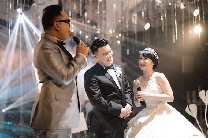 The Wedding Of Esmond & Bertha by Tinara Brides - 028