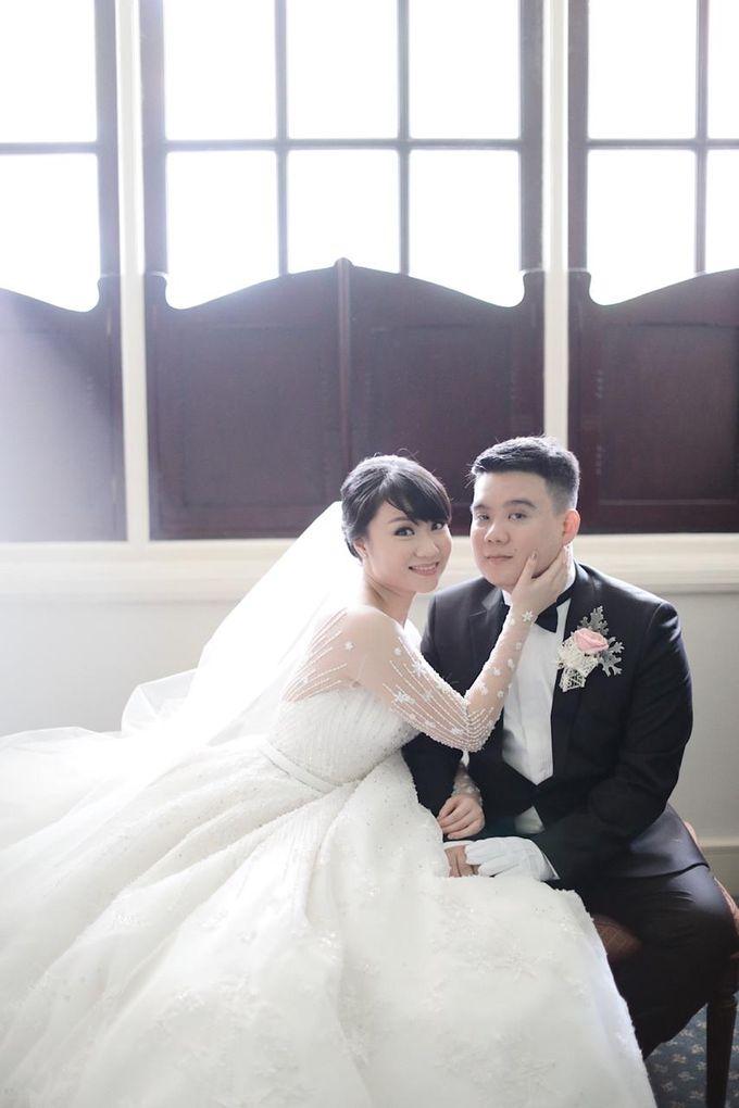 The Wedding Of Esmond & Bertha by Tinara Brides - 002