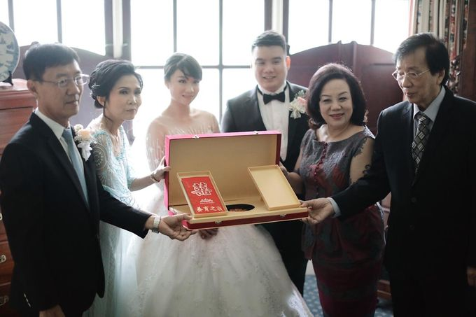 The Wedding Of Esmond & Bertha by Tinara Brides - 033