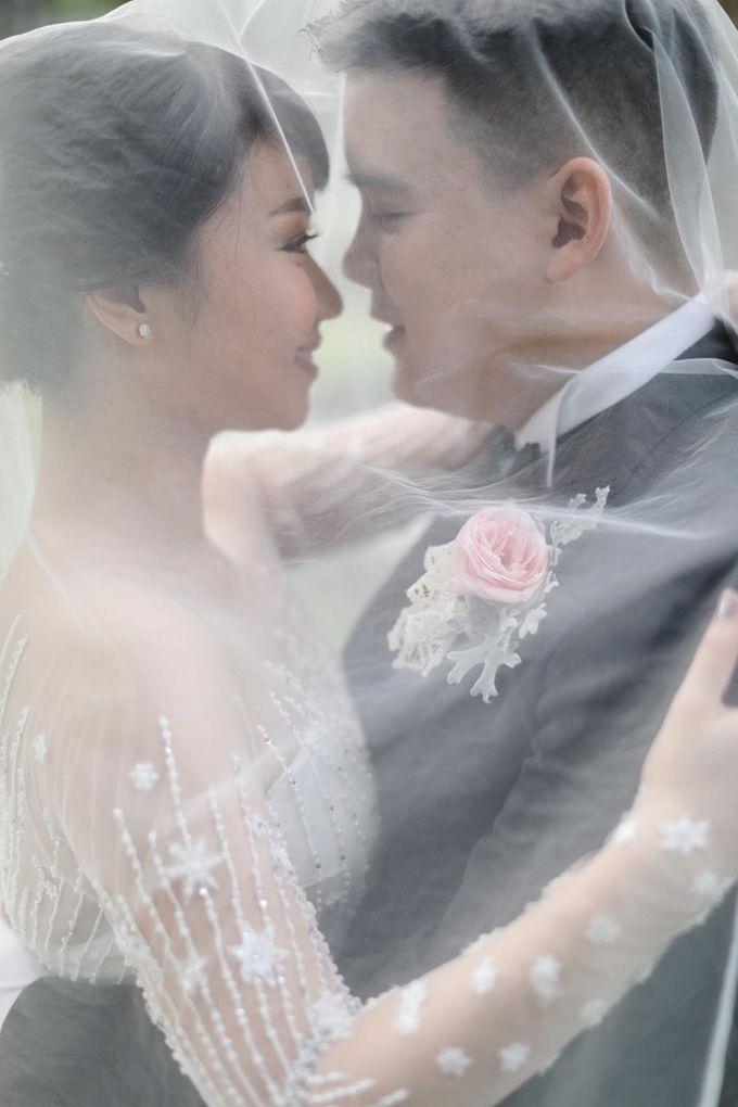 The Wedding Of Esmond & Bertha by Tinara Brides - 031