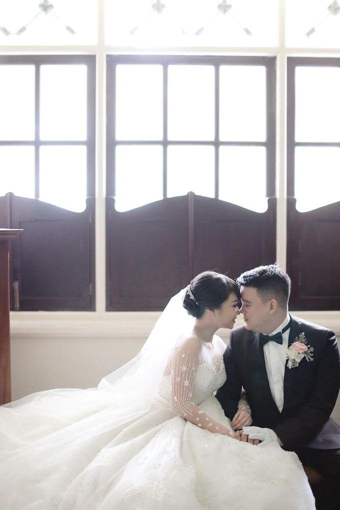 The Wedding Of Esmond & Bertha by Tinara Brides - 006