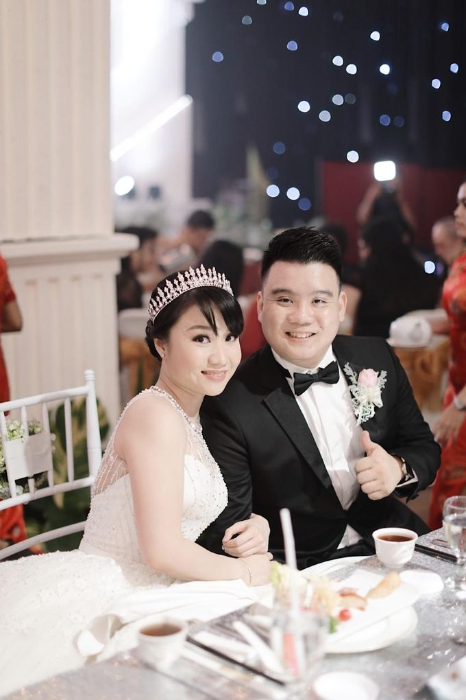 The Wedding Of Esmond & Bertha by Tinara Brides - 036