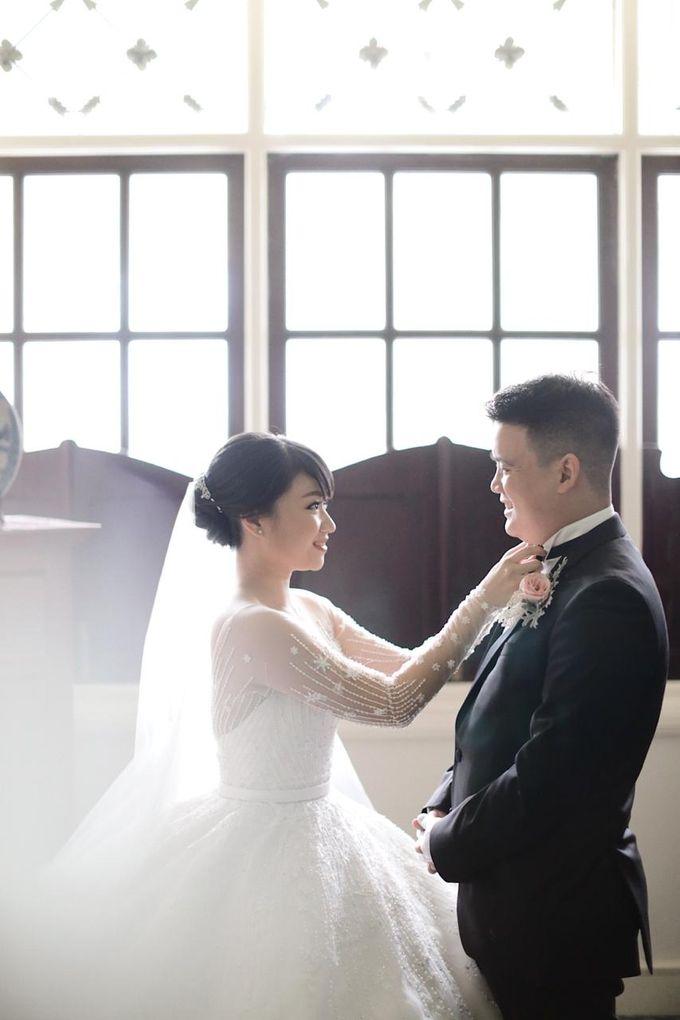 The Wedding Of Esmond & Bertha by Tinara Brides - 023