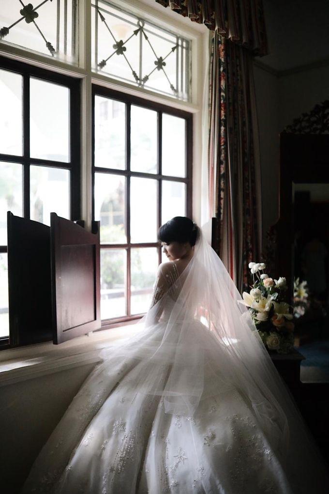 The Wedding Of Esmond & Bertha by Tinara Brides - 034