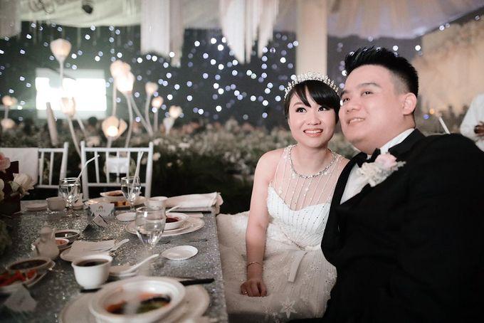 The Wedding Of Esmond & Bertha by Tinara Brides - 012