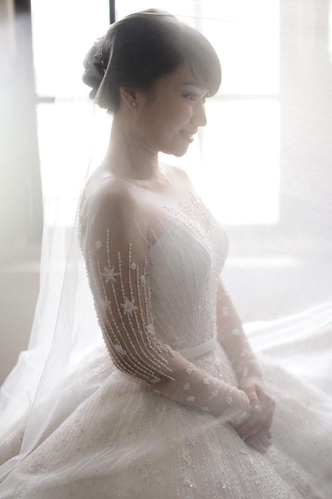 The Wedding Of Esmond & Bertha by Tinara Brides - 024
