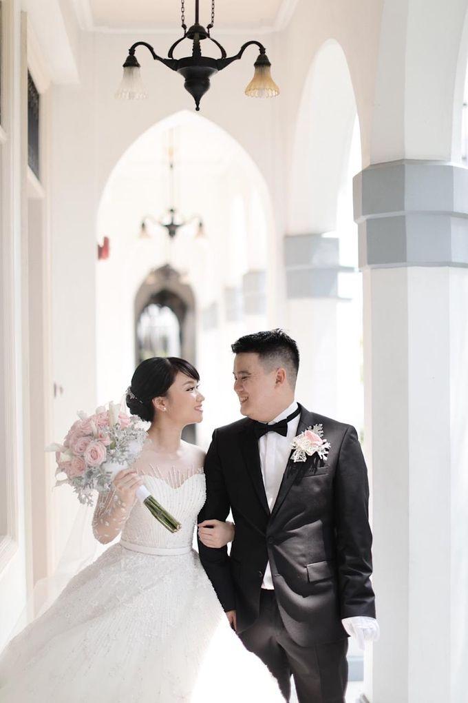 The Wedding Of Esmond & Bertha by Tinara Brides - 030