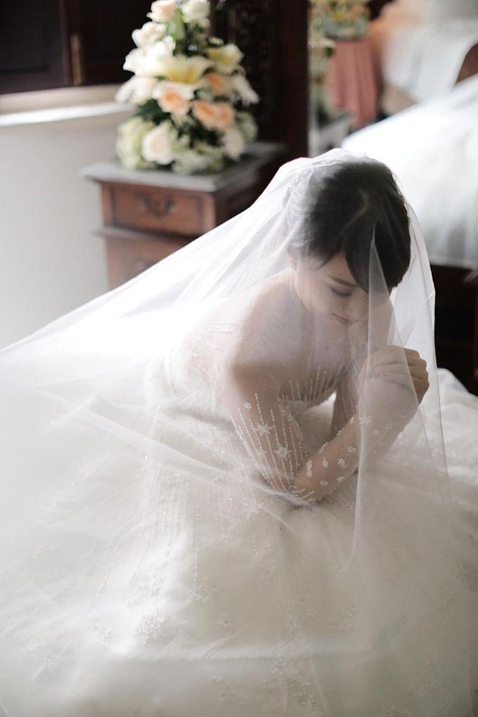 The Wedding Of Esmond & Bertha by Tinara Brides - 021