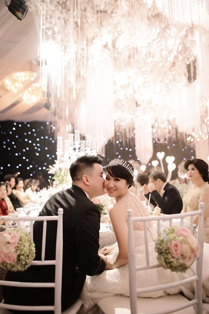 The Wedding Of Esmond & Bertha by Tinara Brides - 035