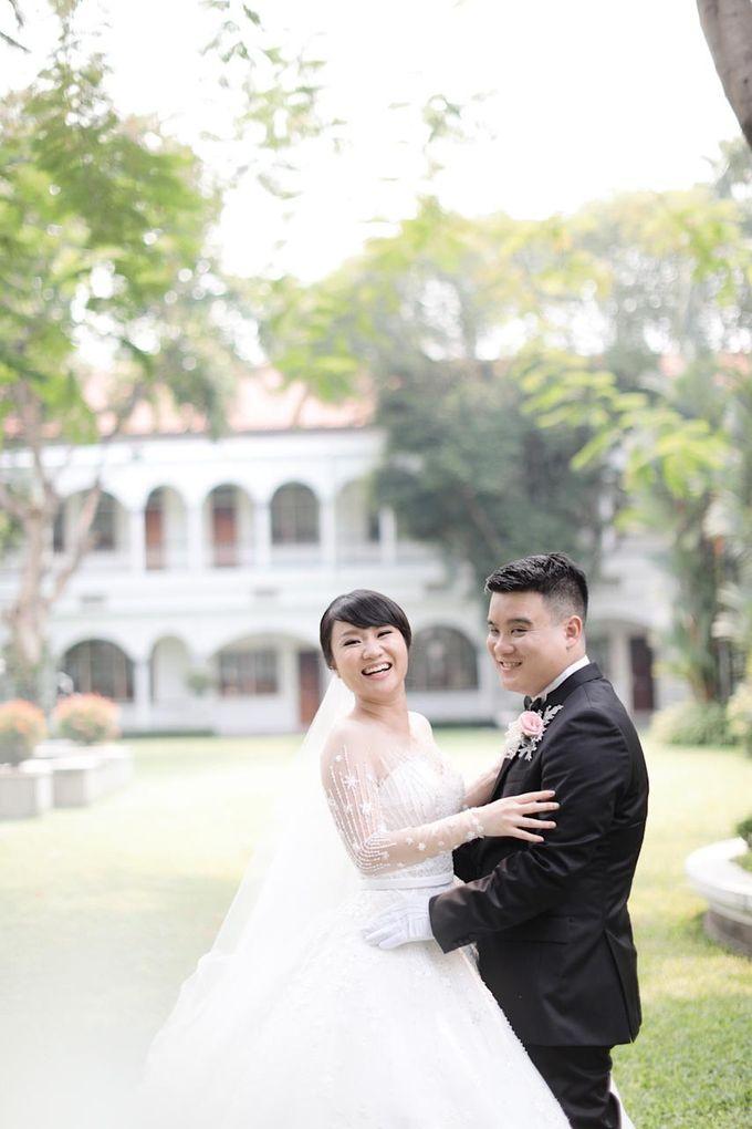 The Wedding Of Esmond & Bertha by Tinara Brides - 039