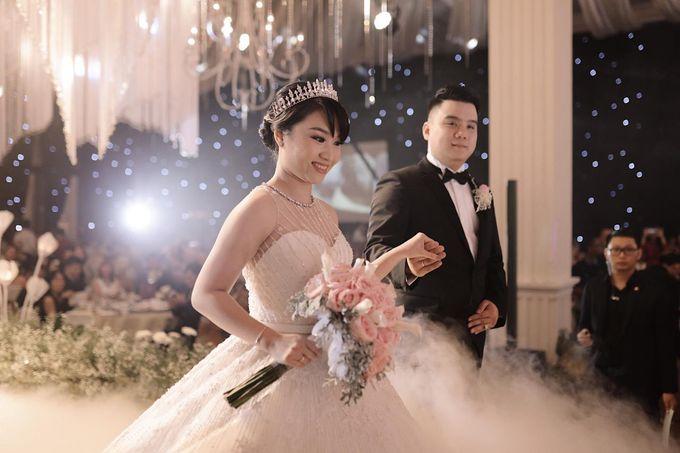 The Wedding Of Esmond & Bertha by Tinara Brides - 011