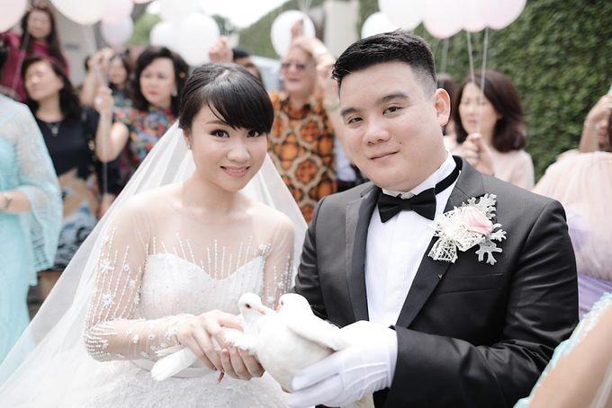 The Wedding Of Esmond & Bertha by Tinara Brides - 013