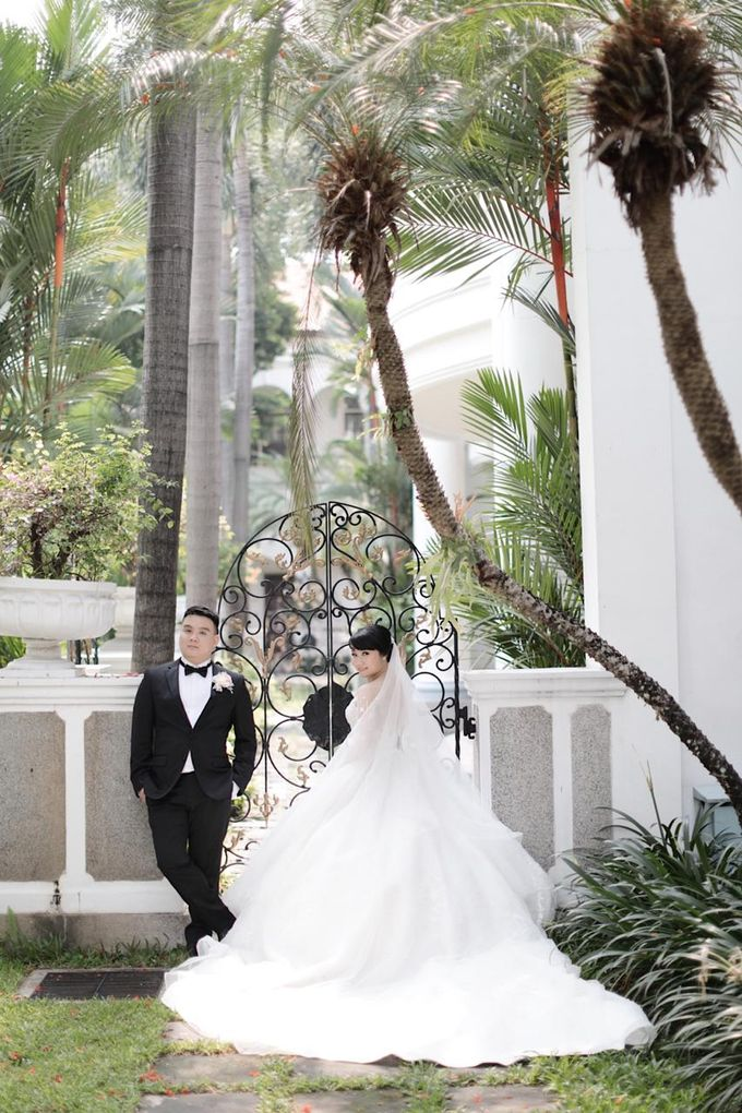 The Wedding Of Esmond & Bertha by Tinara Brides - 018