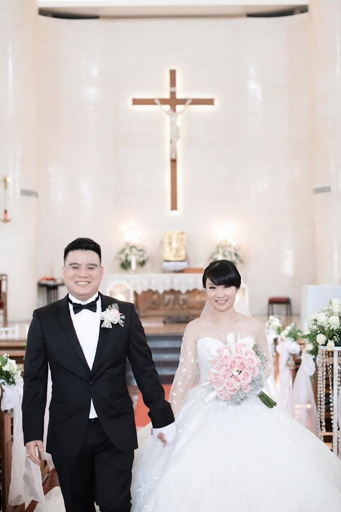 The Wedding Of Esmond & Bertha by Tinara Brides - 025