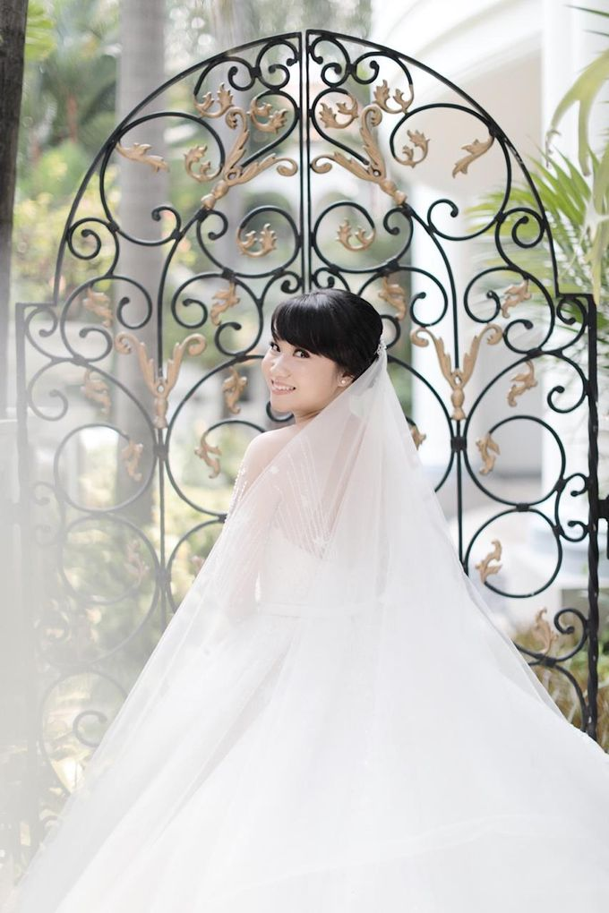 The Wedding Of Esmond & Bertha by Tinara Brides - 038