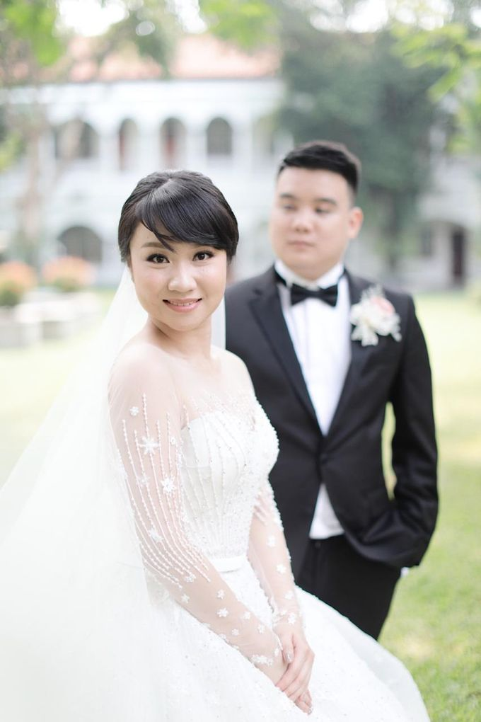The Wedding Of Esmond & Bertha by Tinara Brides - 009