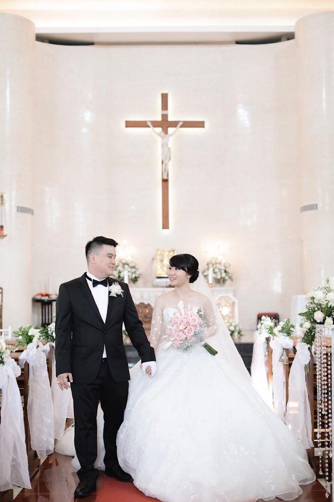 The Wedding Of Esmond & Bertha by Tinara Brides - 005