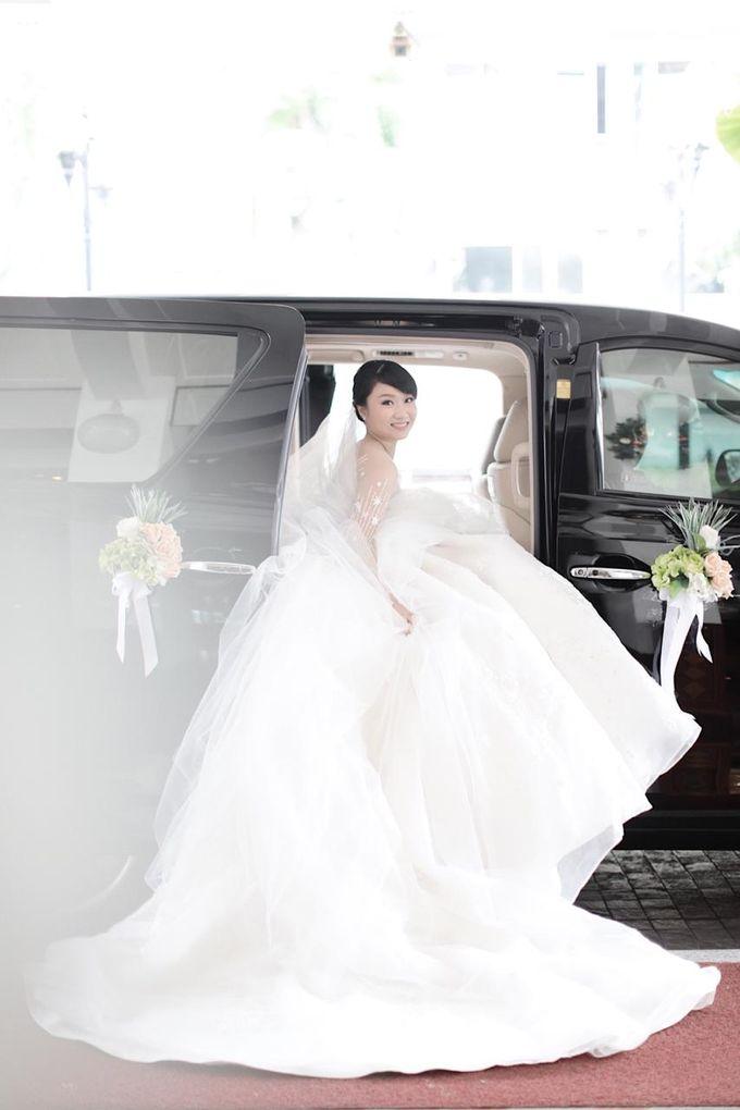 The Wedding Of Esmond & Bertha by Tinara Brides - 007