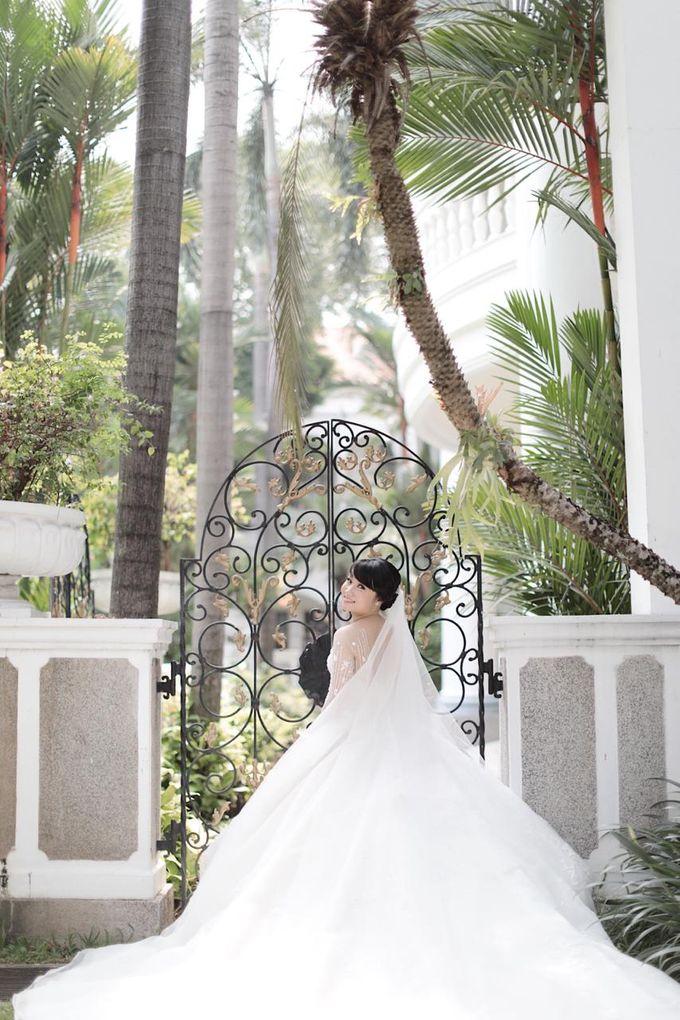 The Wedding Of Esmond & Bertha by Tinara Brides - 044