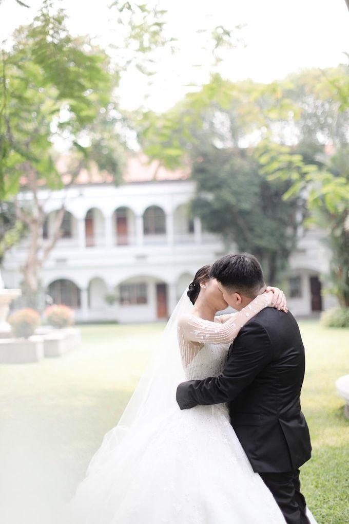 The Wedding Of Esmond & Bertha by Tinara Brides - 017